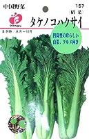 フクカエン 中華野菜 タケノコハクサイの種(タネ)