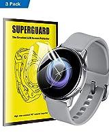 【3枚パック】TopACE Galaxy Watch Active 40mm 専用液晶保護フィルム 高精細度 高光沢フィルム