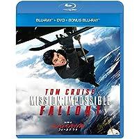 ミッション:インポッシブル/フォールアウト ブルーレイ+DVDセット<初回限定生産>
