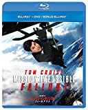 【Amazon.co.jp限定】ミッション:インポッシブル/フォールアウト ブルーレイ+DVDセット<初回限定生産>(ボーナスブルーレイ付き)(ビジュアルシートセット付き) [Blu-ray]