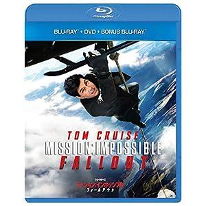 ミッション:インポッシブル/フォールアウト ブルーレイ+DVDセット<初回限定生産>(ボーナスブルーレイ付き)[Blu-ray]