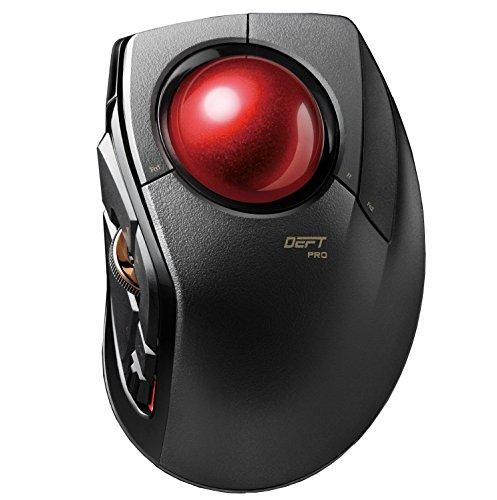 エレコム トラックボールマウス 【3年保証】 有線/無線/Bluetooth...