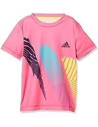 [アディダス] テニスウェア Rule#9 Tシャツ FJA86 [ボーイズ]