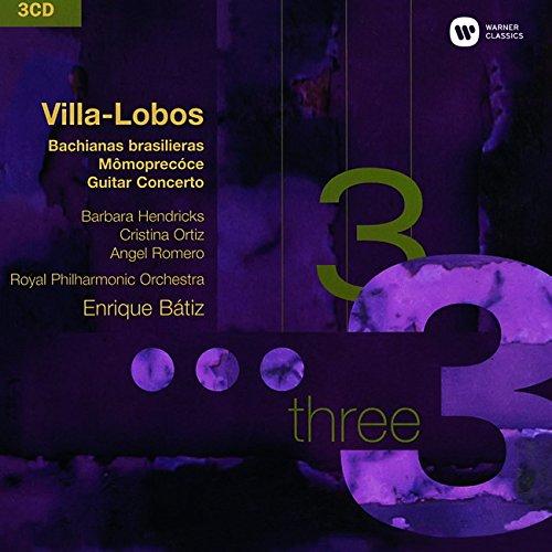 ヴィラ=ロボス:ブラジル風バッハ 全9曲