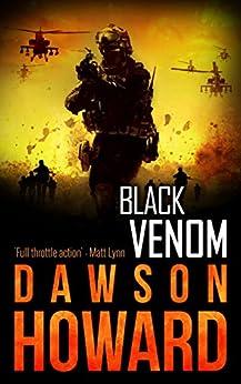 Black Venom (Wade Ross Book 1) by [Howard, Dawson]