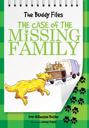 The Case of the Missing Family (The Buddy Files)の詳細を見る