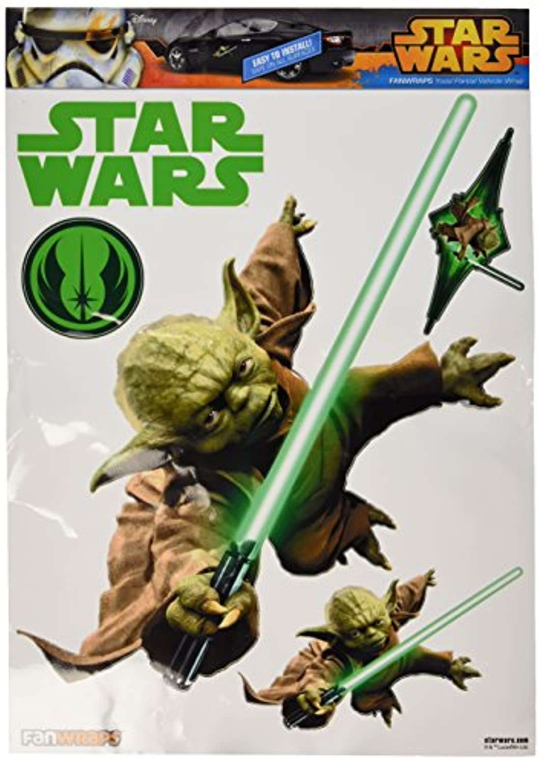 FanWraps Star Wars Yoda Singleキット