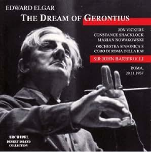Elgar/Berlioz: Dream of Geront