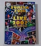 藤井フミヤ FC ファンクラブ限定 DVD LIVE 2007 IN BUDOKAN DVD2枚組 F-BLOOD