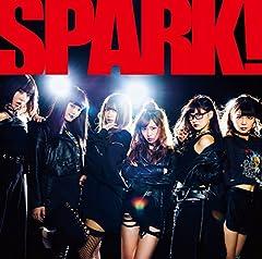 SPARK!♪大阪☆春夏秋冬のCDジャケット