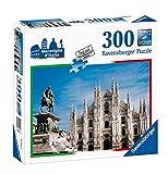 300ピース ジグソーパズル ドゥオモ広場 ミラノ Piazza del Duomo, Milano (49 x 36 cm)