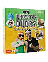 Board Games Whos the Dude?