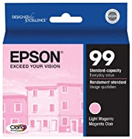 T099620 (99) Claria Ink, 450 Page-Yield, Light Magenta