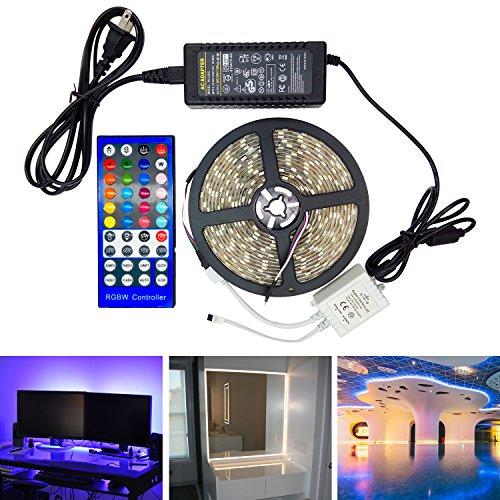 [해외]AEGOOL led 테이프 빛 방수 전구 색 SMD5050 10m DC12V 40 키 리모컨 60leds | m/AEGOOL led Tape lightproof waterproof bulb color SMD5050 10m DC12V 40 key remote control operation 60leds | m