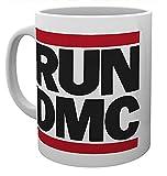 RUN DMC ランディーエムシー - Classic Logo/マグカップ 【公式/オフィシャル】