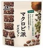 森永製菓? マクロビ派ビスケット<カカオ> 100g×5袋