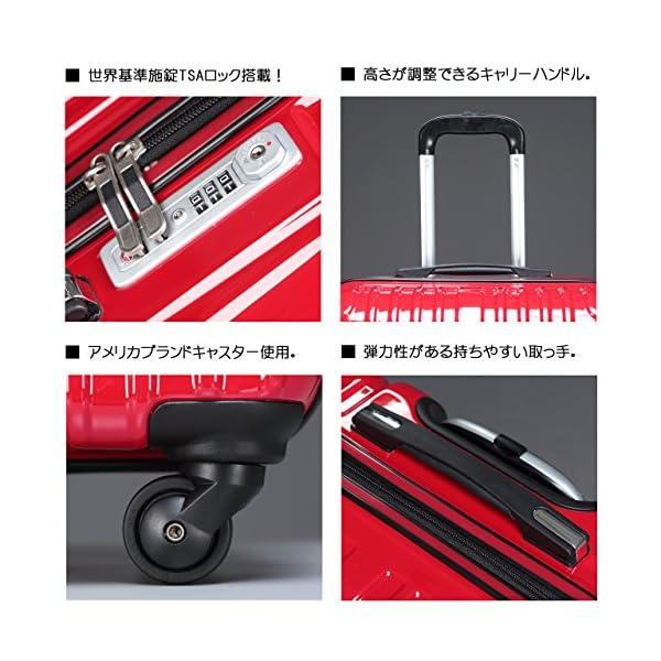 ラッキーパンダ スーツケース TY001 TS...の紹介画像4