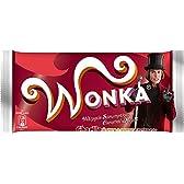 バレンタインラッピングOK★今年もWONKA(ウオンカ)チョコが新発売♪【2017年度版】ネスレ チャーリーとチョコレート工場 ウォンカ チョコバー(キャラメル味)15枚入り未開封BOX