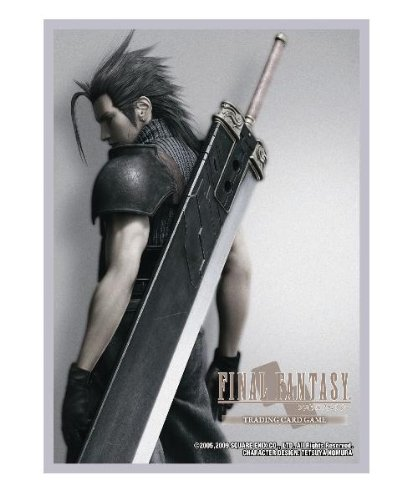 FINAL FANTASY VII ADVENT CHILDREN カードスリーブ ザックス