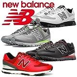 New Balance ニューバランス Golf 574 ゴルフシューズ NBG574 Breath (横幅 Dミディアム) USA仕様 GreywithLimeGreen,9.5/27.5cm