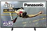 パナソニック 49V型 4Kチューナー内蔵 液晶 テレビ VIERA TH-49GX500