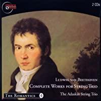Beethoven: Complete Music for String Trio by Adaskin String Trio (2002-05-03)