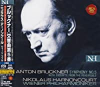 BRUCKNER: SYMPHONY NO.5(SACD hybrid) by HARNONCOURT & VPO (2005-01-26)