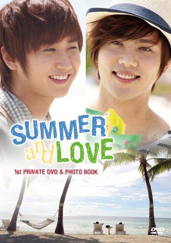 ヨンセン&キュジョン 1stプライベートDVD&PhotoBook「SUMMER and LOVE」