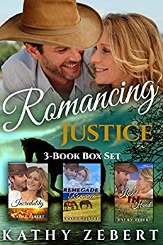 Romancing Justice by [Zebert, Kathy]