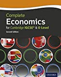 Cover of Complete Economics for Cambridge IGCSE and O Level (Complete Series Igcse)