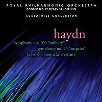 Symphonies 100 & 94 by Haydn (2011-07-12)