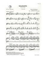 Ernesto Lecuona: Malaguena - Accordion 1 Part. For アコーディオン