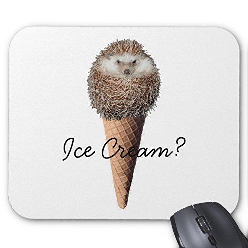 Recaso(レカソ)ハリネズミのアイスクリーム マウスパッ...