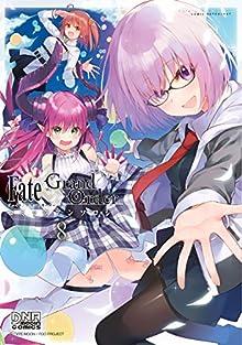 [アンソロジー] Fate/Grand Order コミックアンソロジー VOL.01-08