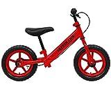 DEEPER(ディーパー) ランニングバイク ブレーキ付き 全6色 DE-CHIBI DE-chibi レッド