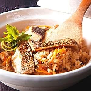 玄海町特産品真鯛昆布〆、鯛めしと炊き込みご飯のセット