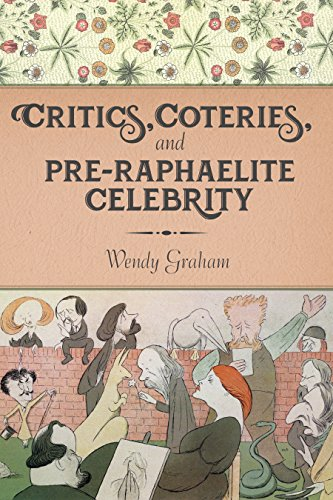 Critics, Coteries, and Pre-Raphaelite Celebrity (Gender and Culture Series)