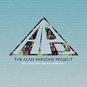 The Alan Parsons Project: Complete Albums Collection