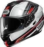 ショウエイ(SHOEI) バイクヘルメット フルフェイス GT-Air DAUNTLESS(ドーントレス) TC-1(RED/WHITE) L(59cm)