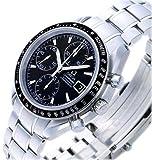 腕時計 スピードマスター ブラック 3210.50 メンズ オメガ画像②