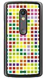 YESNO ブロック ホワイトマルチ (クリア) / for Moto X Play XT1562/MVNOスマホ(SIMフリー端末) MMRXPY-PCCL-201-N025 MMRXPY-PCCL-201-N025