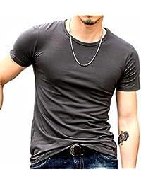 Timber Home(ティンバーホーム) おしゃれ 無地 tシャツ メンズ カジュアル 半袖 シャツ シンプル ファッション