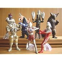 ウルトラマン アルティ メット モンスターズ 6種 究極 大 怪獣 全6種 中袋 未開封 確認の為箱開封済 1 ウル