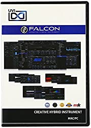 UVI Falcon ハイブリッド・ソフトウェア・インストゥルメント【国内正規品】