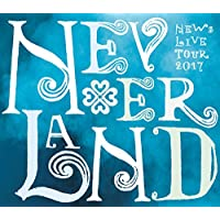 NEWS LIVE TOUR 2017 NEVERLAND(BD初回盤)