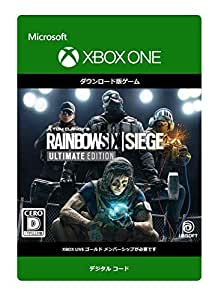 Tom Clancy's Rainbow Six Siege Year 4 Ultimate Edition |XboxOne|オンラインコード版