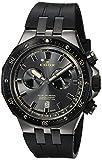 [エドックス]Edox 腕時計 'Delfin' Quartz Stainless Steel Dress Watch, Color:Black 10109 357GNCA NINB メンズ [並行輸入品]
