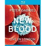 ニュー・ブラッド~ライヴ・イン・ロンドン【Blu-ray(3D+2D)】