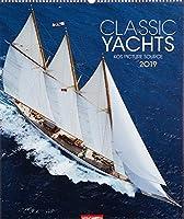 Classic Yachts - Kalender 2019