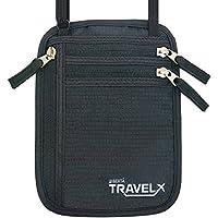 (ウィベルタ) パスポートケース 首下げ スキミング防止機能 RFID機能 ネックポーチ